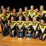 Chi Omega took first place in the sorority division and best in show (Sarah Martin)