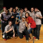 Kappa Alpha Order took first place in the Fraternity division (Sarah Martin)