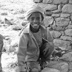 Boy in refugee camp. (Amy Burcham)