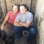 Brian and Amy Burcham traveled to Africa to perform mission work in November 2013. (Amy Burcham)
