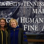 L-R Belinda Barker and Dr. Lynn Alexander (Sheila Scott)