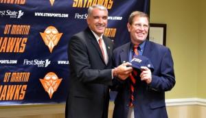 UTM introduces new baseball coach