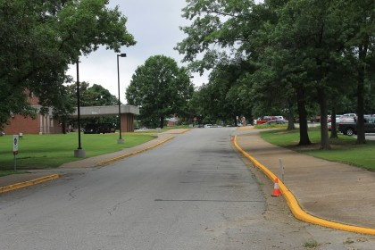 UTM reduces student parking spaces