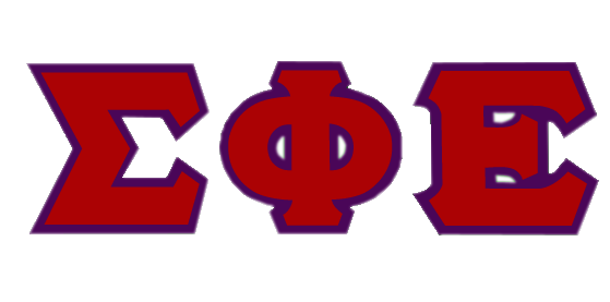 symbol skull crossbones colors purple red philanthropy community developmental services website httpsigeputmedu e mail sigeputmedu