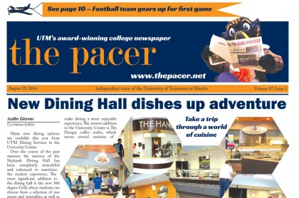 The Pacer Vol. 87 Issue 1 full issue