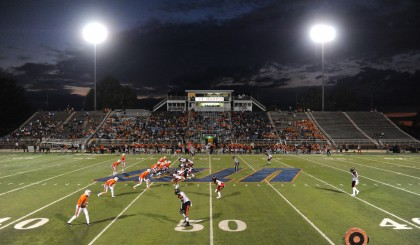 Graham Stadium Renovations pushed back to 2015