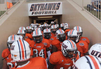 Sgt. York Trophy on the line as Skyhawks take on Governors for Homecoming