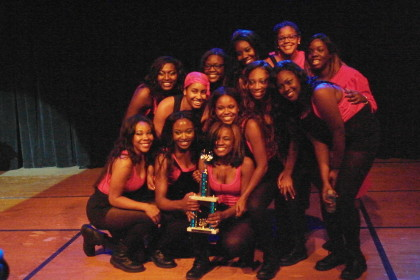 NPHC Stepshow gives campus a taste of Greek life