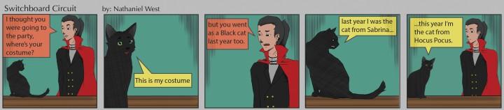Comic strip credit: Nathaniel West