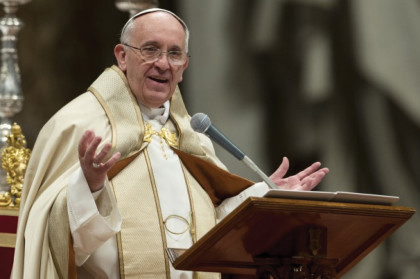 Pope Francis on evolution: no surprises for Catholics