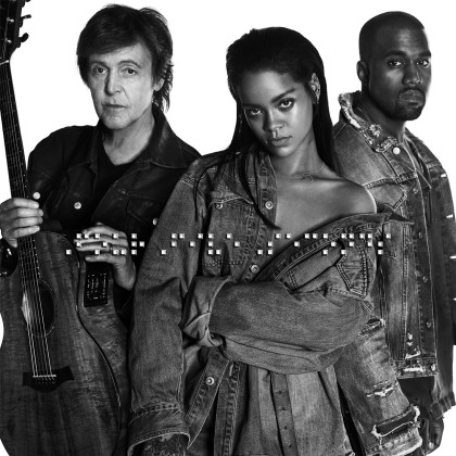 Rihanna collaborates with Sir Paul, Kanye for new acoustic sound on single