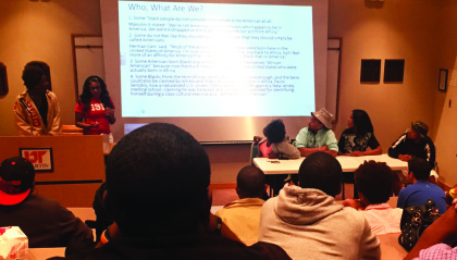 Delta Sigma Theta hosts forum that focuses on racial issues