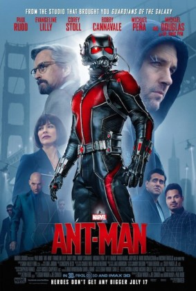 'Ant-Man' is a small surprise