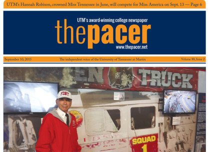 The Pacer Vol. 88 No. 2 full issue