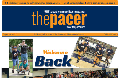 The Pacer Vol. 88 No. 1 full issue