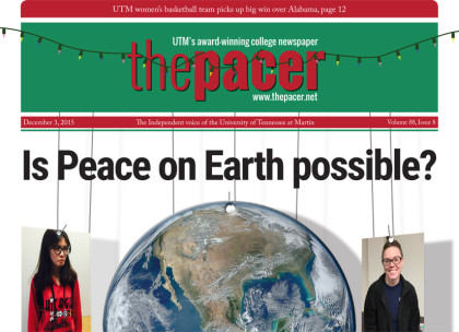 The Pacer Vol. 88 No. 8 full issue