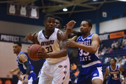 UTM wins big over Tennessee State 72-56