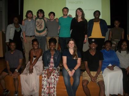 UTM students present ARTStanding