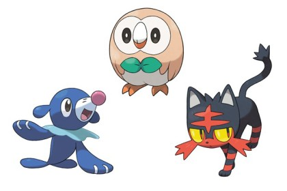 Nintendo kicks off summer with new reveals for Pokémon Sun and Moon