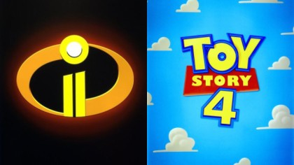 Pixar to release new Toy Story and The Incredibles