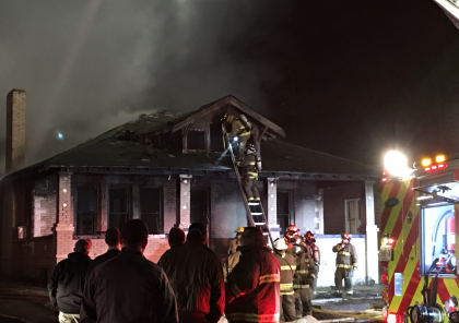 Two children killed in Martin house fire