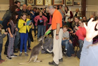 Annual Reelfoot Lake Eagle Festival introduces visitors to birds of prey