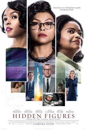 Showing of 'Hidden Figures' winds down Women's History Month at UTM