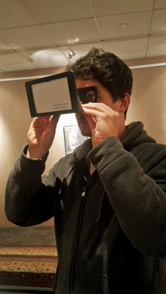 Professor brings 3D photography to J. Houston Gordon Museum