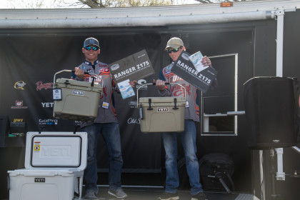 True reels in a win for UTM Bass Anglers