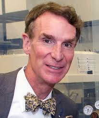 Never fear! Bill Nye is here!
