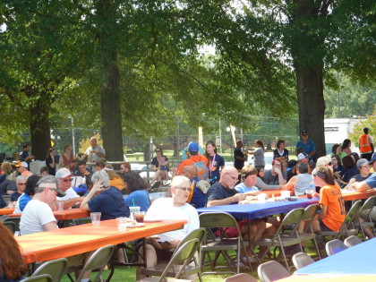 Family weekend brings community and students together