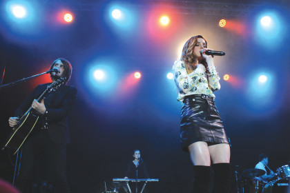 The Cool Kids are in back in town: Echosmith