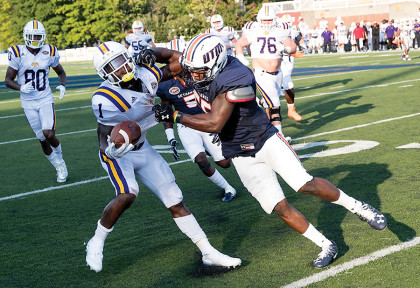 UTM football opens OVC play against Tennessee State