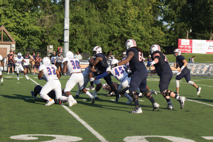 UTM looks to soar to victory in homecoming game