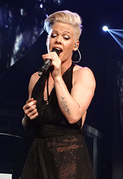'Beautiful Trauma' is different but still recognizably P!nk