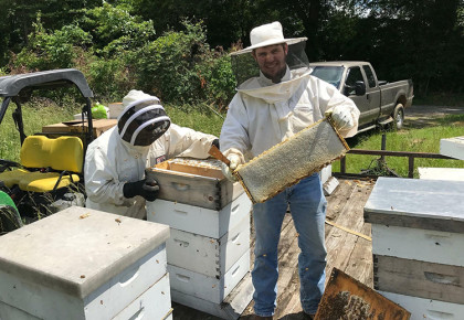 UTM honey products create buzz on campus