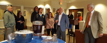 UTM welcomes new Honors Program Director