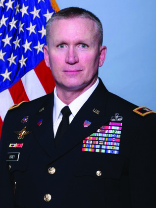 Col. Jack Usrey | Photo Credit/Army National Guard