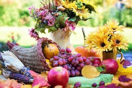 Celebrating thankfulness wherever you want
